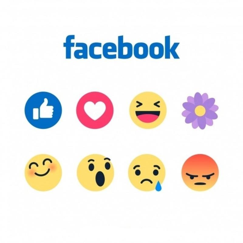Bộ icon độc quyền của Facebook