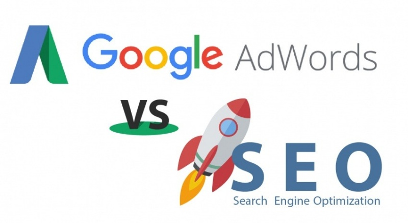 Xét về giá trị và sự bền vững thì SEO tỏ ra vượt trội hơn Google Ads