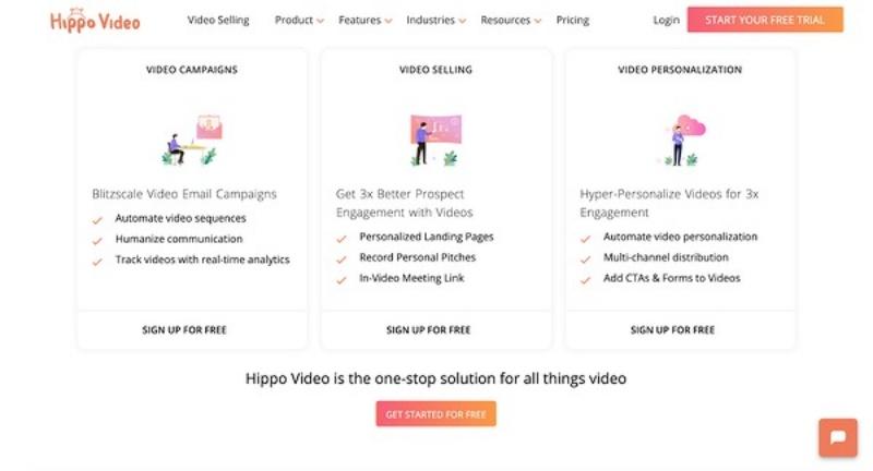 Hippo giúp bạn đưa nội dung video dạng ngắn ra ngoài mạng xã hội