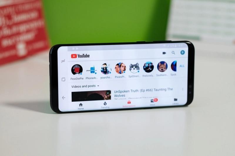 Nội dung dưới dạng video đang trở nên phổ biến Ảnh: PhoneArena