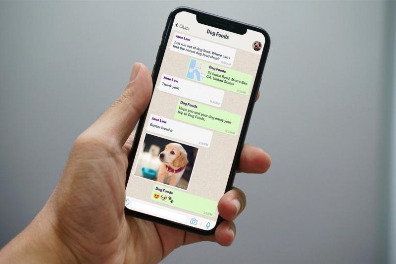 Các ứng dụng nhắn tin là một trong những kênh phát triển nhanh nhất hiện nay để khách hàng liên lạc với doanh nghiệp Ảnh: Sinch