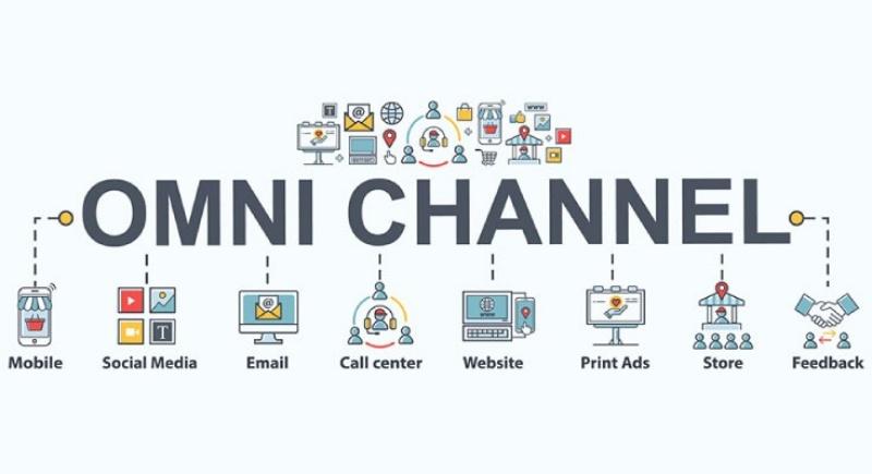 Omnichannel tập trung vào toàn bộ trải nghiệm của khách hàng trên tất cả các kênh