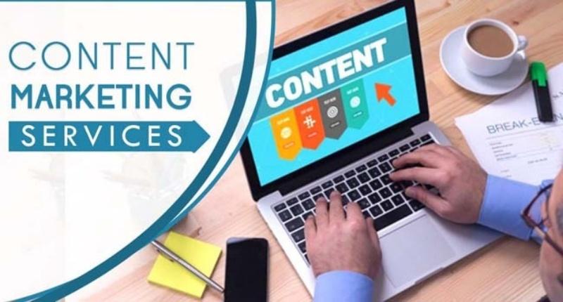 riển khai Dịch Vụ Content Marketing