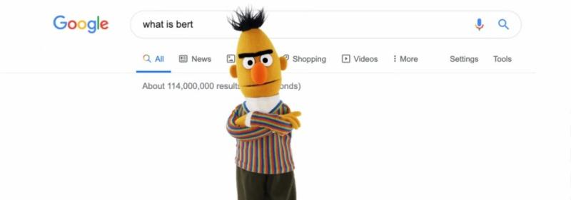 BERT là thuật toán tối ưu hóa kết quả tìm kiếm