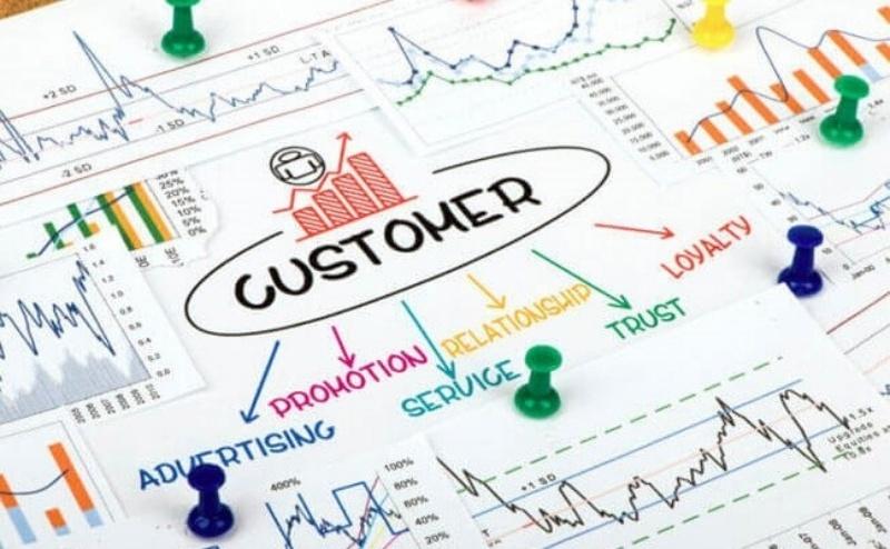 Lấy khách hàng làm trung tâm của tiếp thị là chìa khóa chính